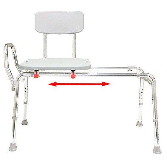 Eagle Health - Sliding Transfer Bench - Regular - 77211