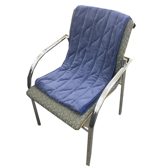 Skil-Care - Blue One-Way Glide Chair
