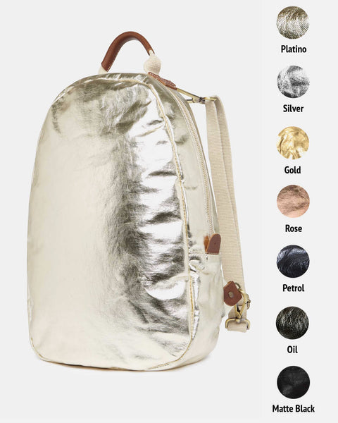 Backpack - Metallic
