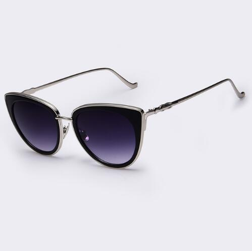 Selfie Cat Eye Sunglasses