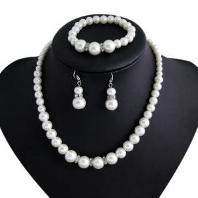Fashion Pearl Jewelry Set