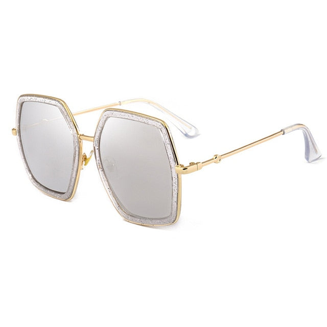 Lady Square Sunglasses