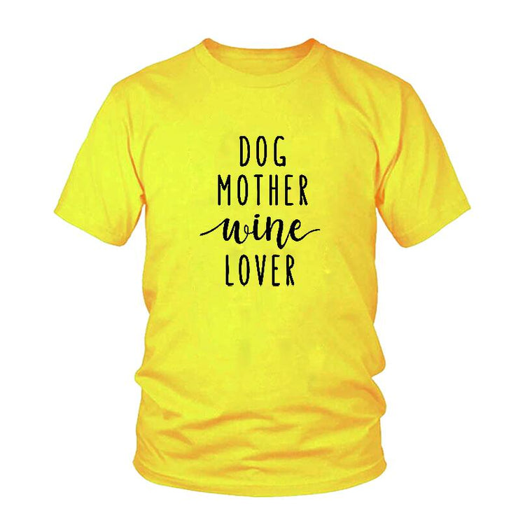 Dog Mother Graphic Tee