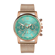 Ladies Mesh Military Style Watch