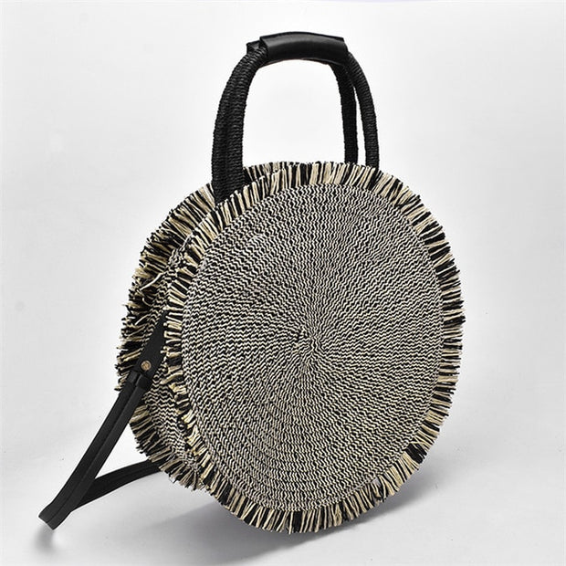 Jana Straw Bag