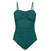 One Piece Ruched Swimsuit