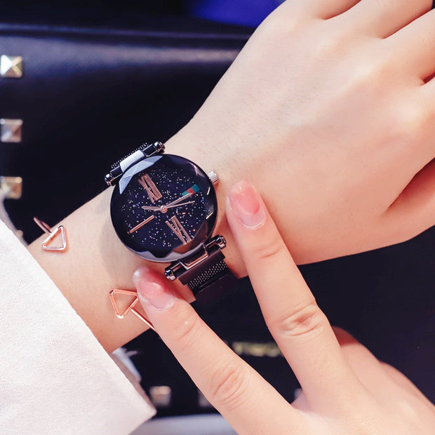 Luxury Magnet Buckle Watch