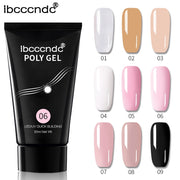 Nail Acrylic Hard Poly Gel