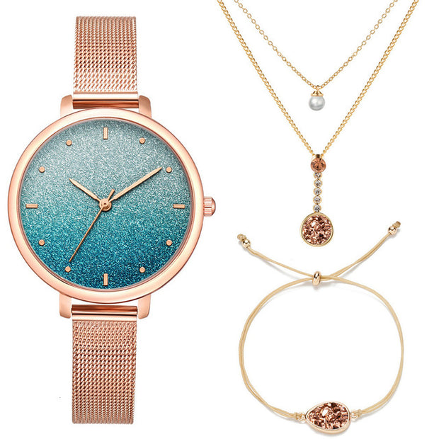 Lady Stardust Watch Set