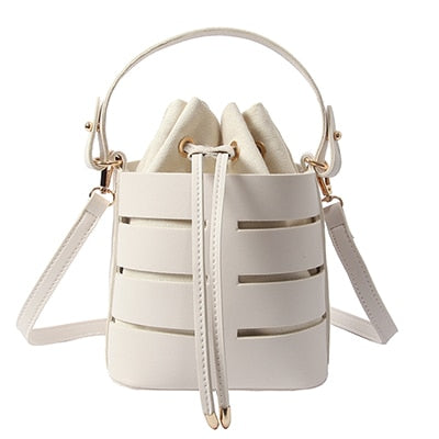 Lynn Convertible Bucket Bag