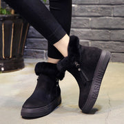 Zipper Ankle Length Boot