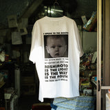 NISHIMOTO IS THE MOUTH S/S T-SHIRT NIM-L11 WHITE