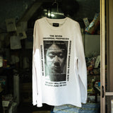NISHIMOTO IS THE MOUTH L/S T-SHIRT NIM-L22 WHITE