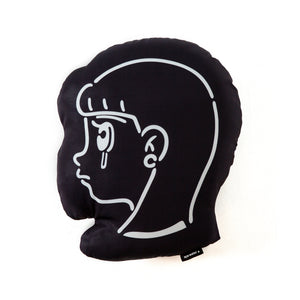 "YUYA HASHIZUME ""eyewater"" CUSHION YHCB-04 BLACK"
