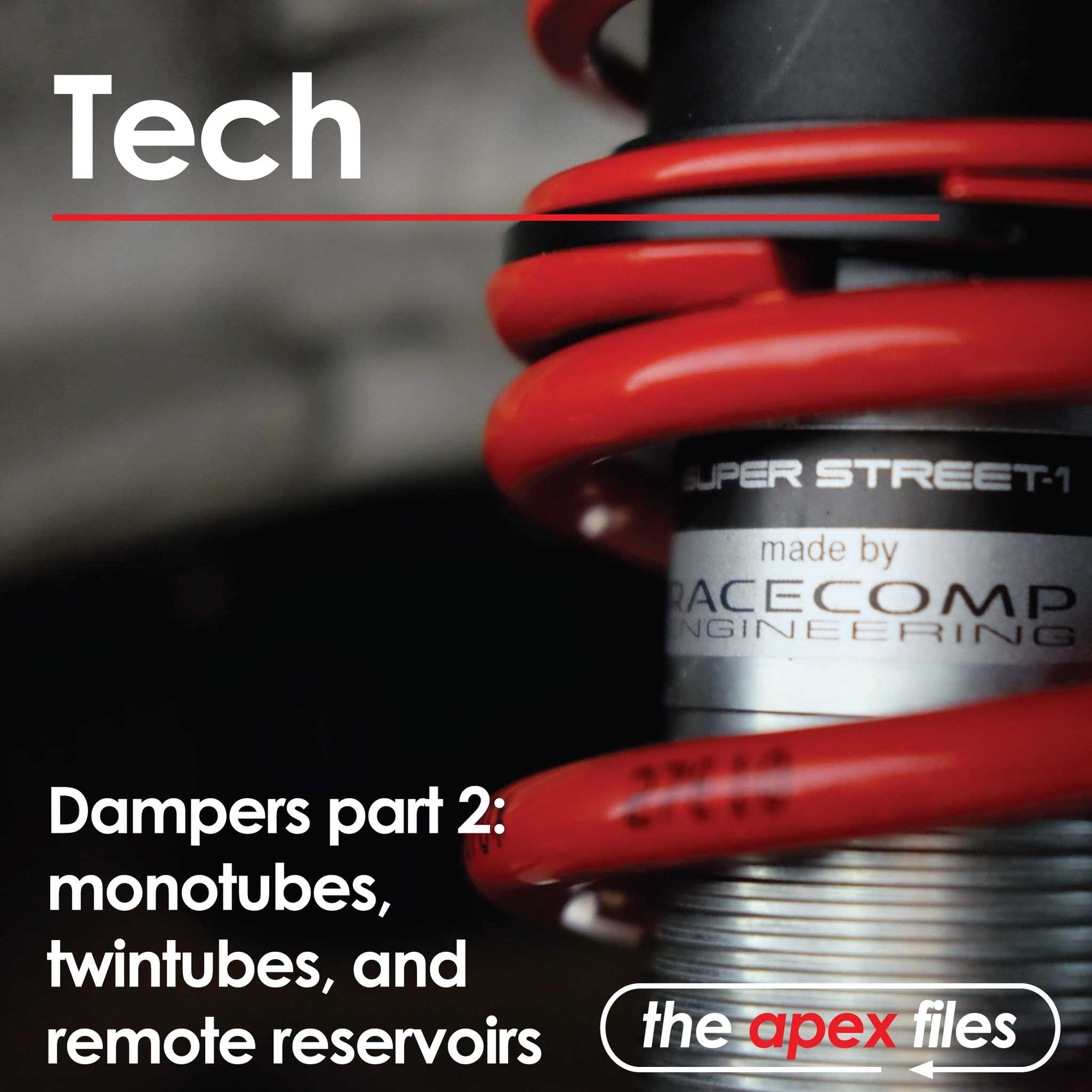 Dampers, Part 2
