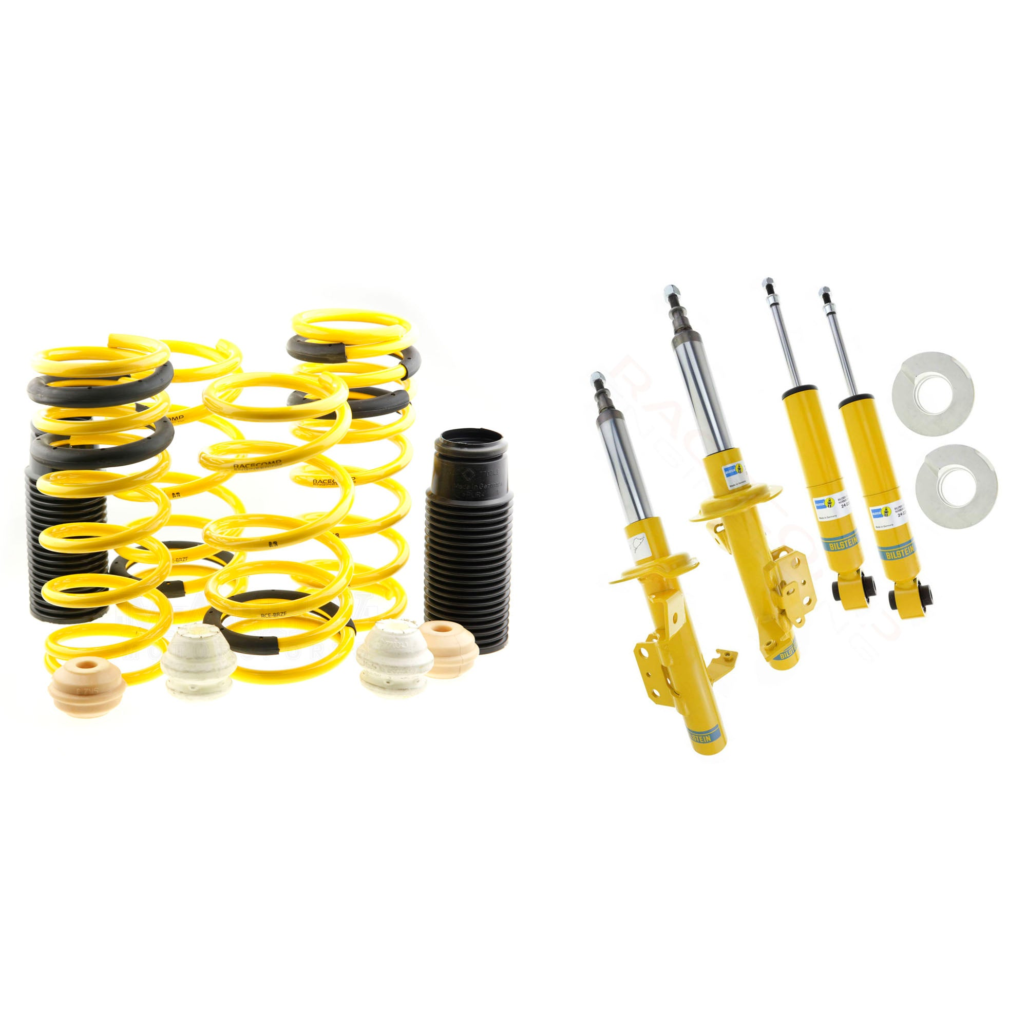 Racecomp Engineering BILSTEIN Shock Combo Package BRZ/FR-S/86