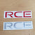 RCE Decals