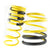 Racecomp Engineering Yellow Sport Lowering Springs 2015-2020 STI