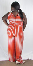 Load image into Gallery viewer, Plus size mia jumpsuit