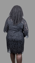 Load image into Gallery viewer, Plus size vintage jessica midi dress