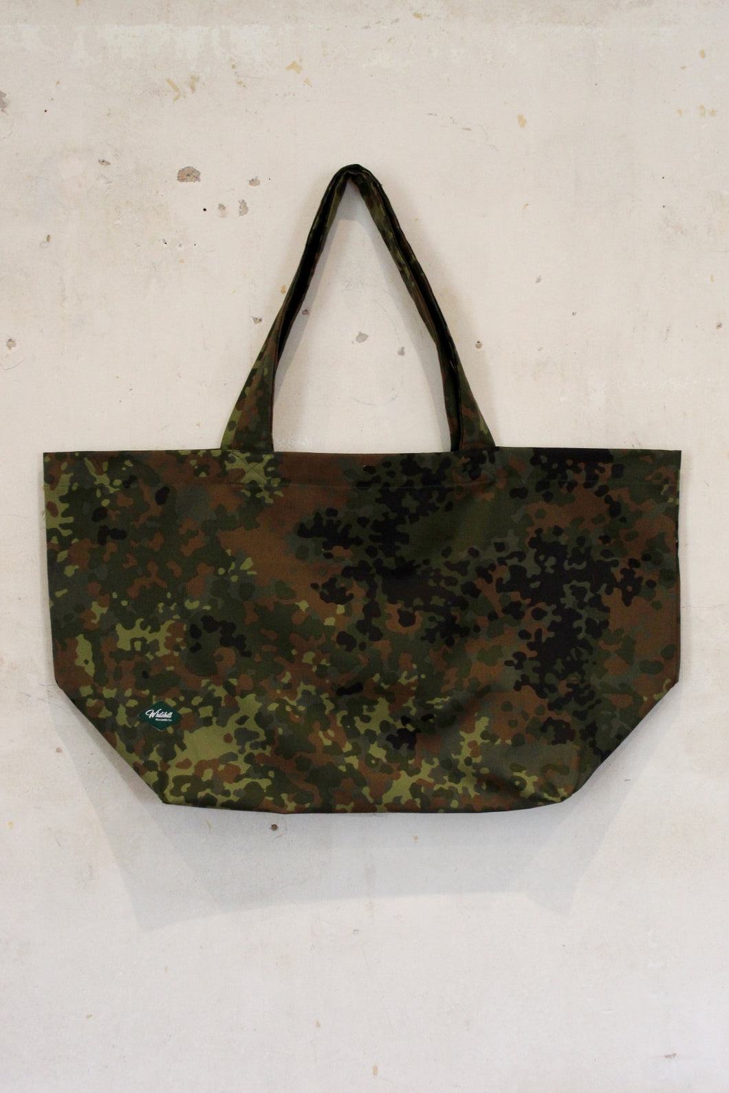 Flecktarn Camouflage Packable Bag