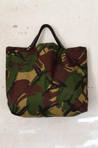 Fountainwell Tote Uparmoured Woodland Camo Back