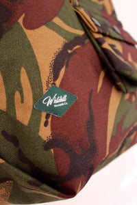 Fountainwell Tote Uparmoured Woodland Camo Detail