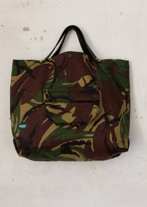Fountainwell Tote Uparmoured Woodland Camo Front
