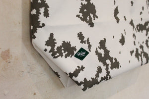 Whitehill Mercantile Co logo on Finnish Arctic Camo