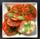 Burrata Salad with Cornille Tomatoes