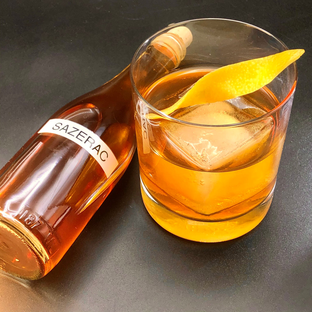 SAZERAC Cocktail Kit - Limited Edition February 2021