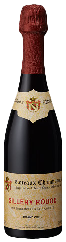 Francois Seconde Sillery Rouge Grand Cru Coteaux Champenoise