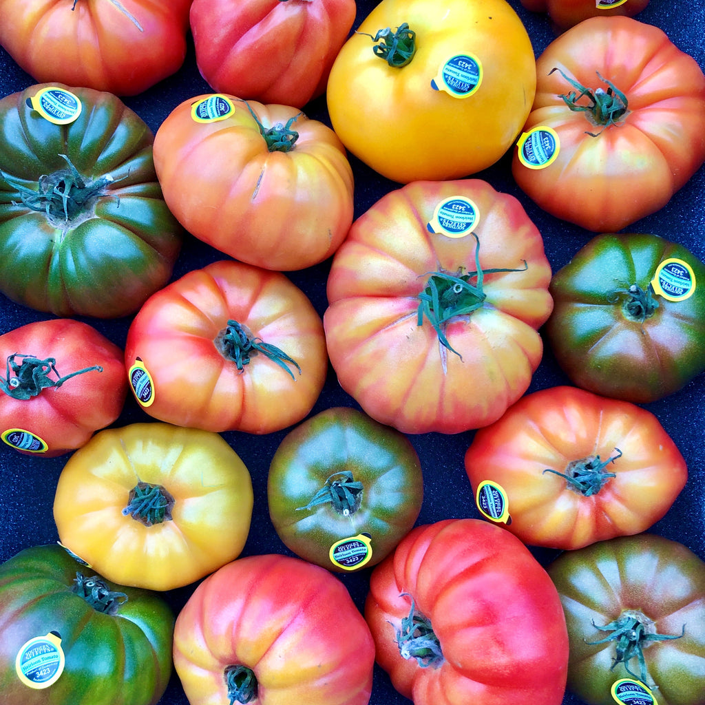 TOMATOES - small Heirloom each