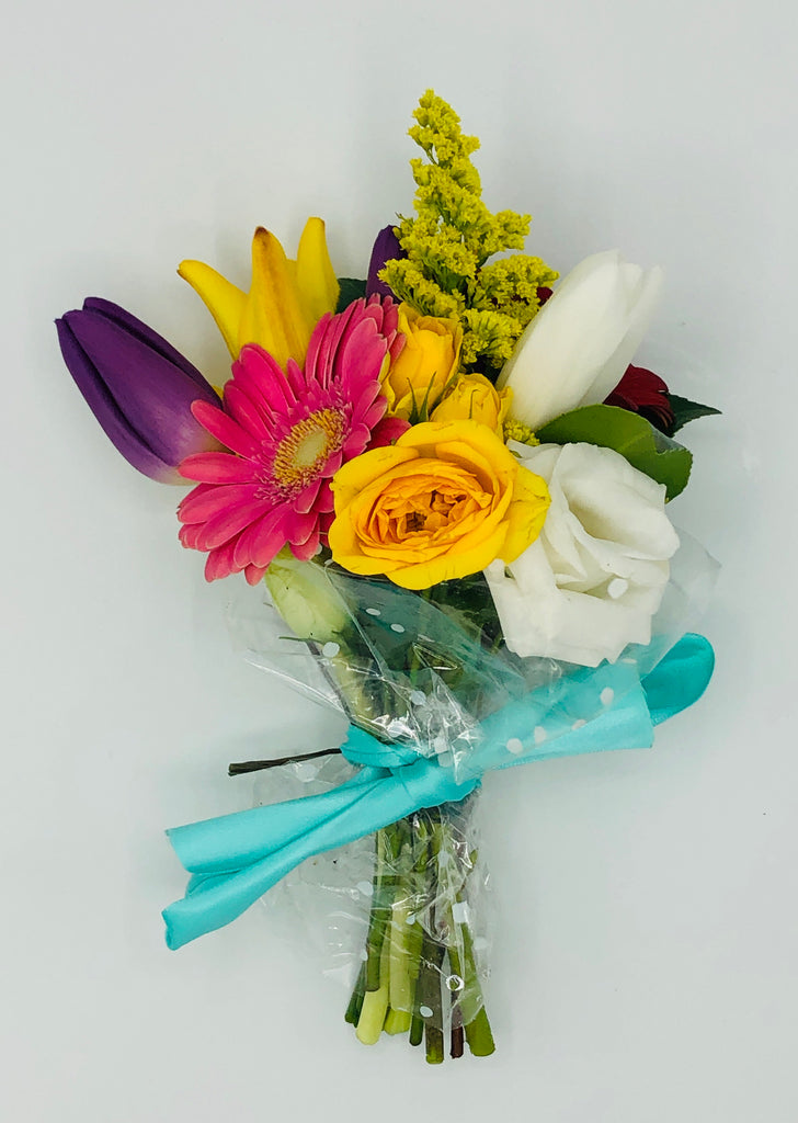 SPRING BOUQUET - by Four Finches (Evanston only)