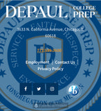 DePaul Prep - May 30th Dinner for 2-3 Guests