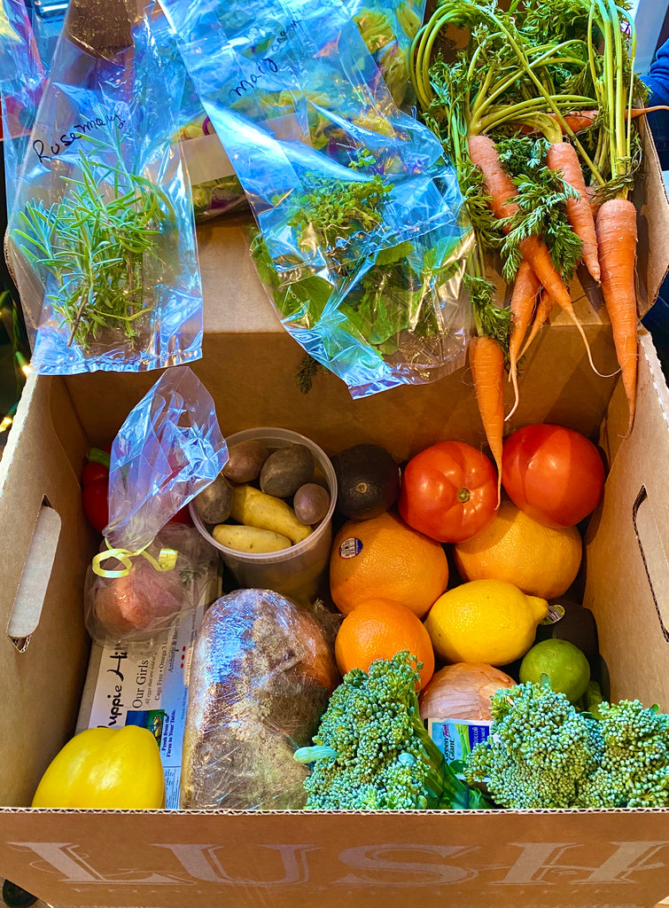 Farm Fresh Provisions Box for Friday, October 23rd 2020