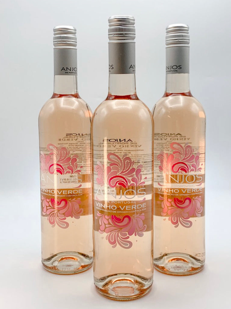 Buy 3 Anjos Rose, Get 3 Free ($51 for 6 Bottles)