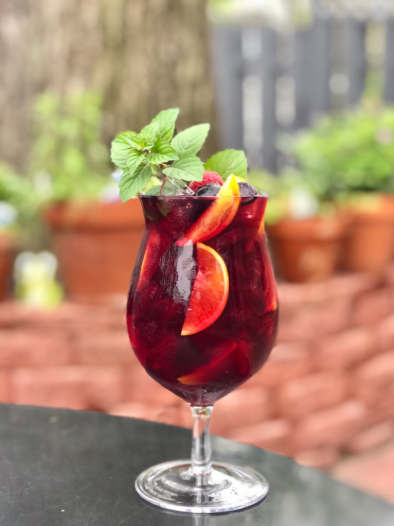 Homemade Sangria
