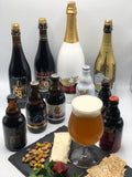 World Class Bottle Conditioned Belgian Beer Tasting