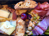 CHEESE & CHARCUTTERIE Two Meats, Two Cheeses, Grilled Bread, Accoutrements