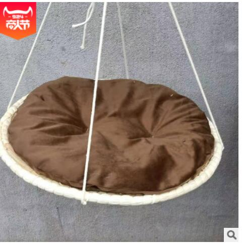 Hand Knitting Round Cat Hammock