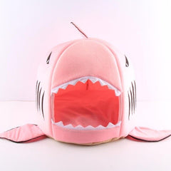 Shark Pet Cat House
