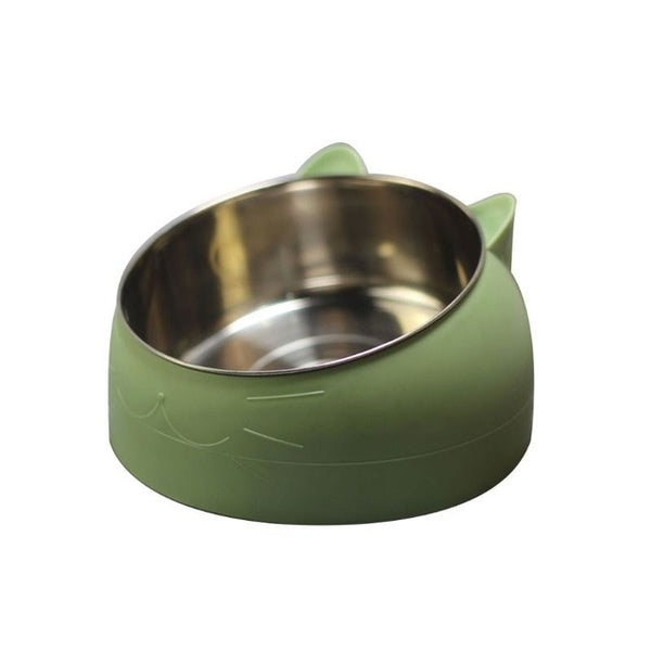 Cute Cat Bowl Protection