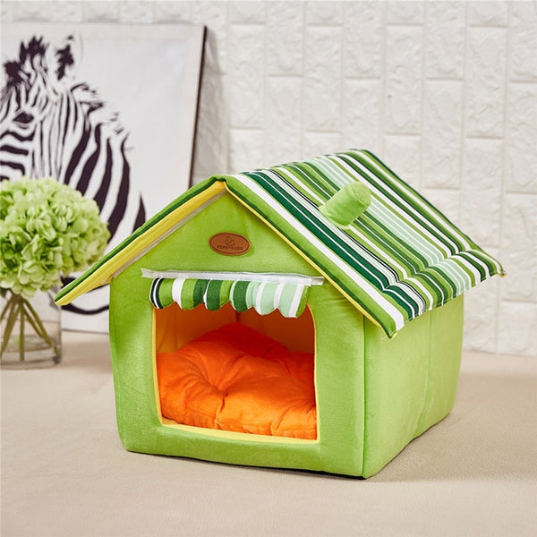Pet house, cat bed, indoor small