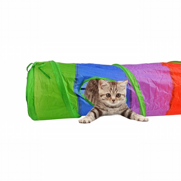Pet Cat 2/4/5 Holes Toys Tunnel