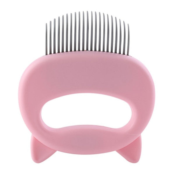Pet Cat Grooming  Massage Brush