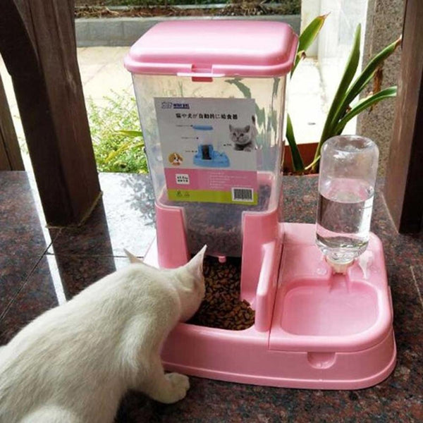 Detachable Automatic Pet Feeder