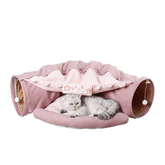 Cat Tunnel Tube Pet Interactive