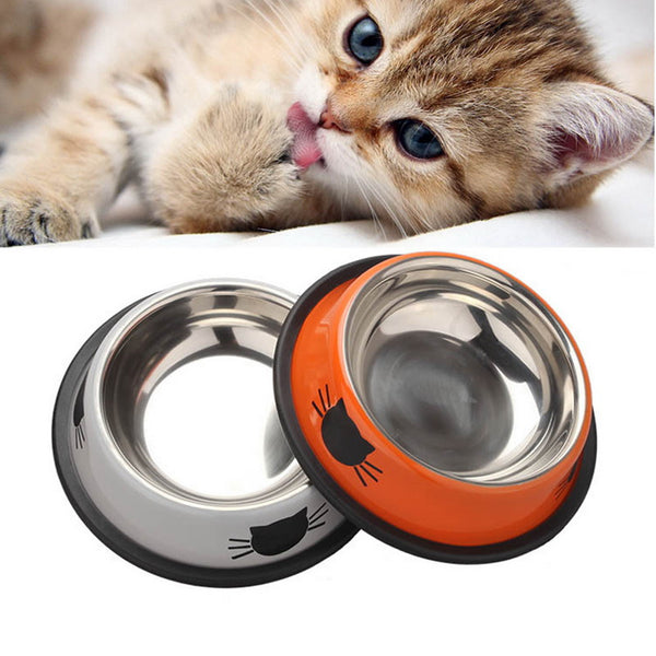 Pet Product Cat Food Bowls