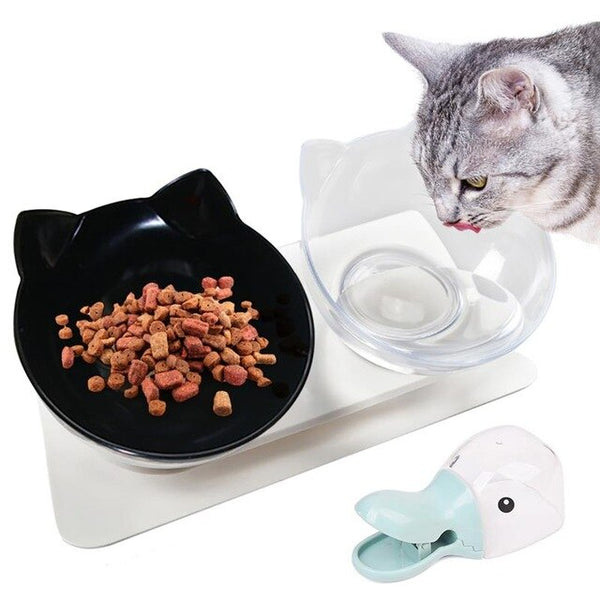 Pet Bowl Non-slip Neck Protection